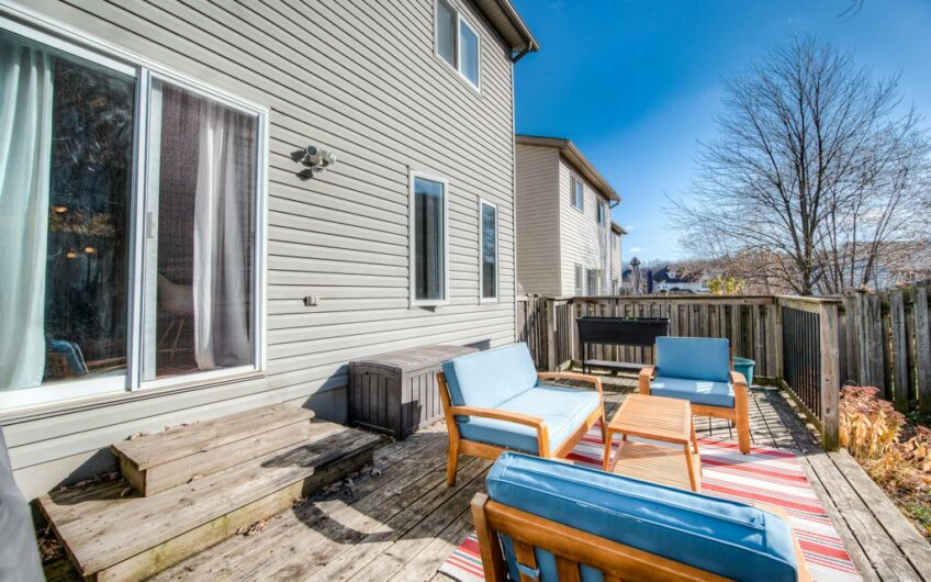 705 Black Cherry Street, Waterloo