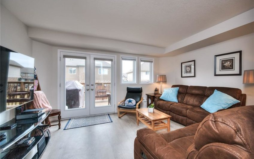 Move-in-ready three bedroom Townhome